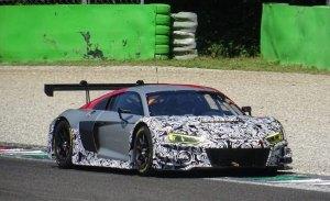 Audi Sport trabaja en el restyling del Audi R8 LMS GT3