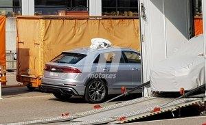El esperado Audi SQ8 cazado al descubierto