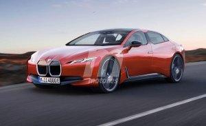 Adelantamos el diseño del futuro BMW i4 con una nueva recreación