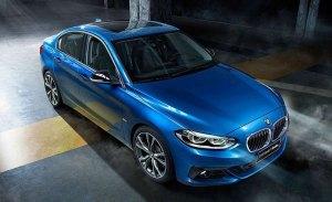 El BMW Serie 1 Sedán cruza el océano Pacífico para llegar a México