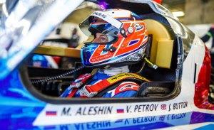 """Button: """"Conducir de noche en Le Mans es como ir a 500 km/h"""""""