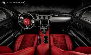Carlex Design se atreve, una vez más, a modificar el Ford Mustang