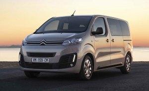 Citroën SpaceTourer Rip Curl, para disfrutar del ocio y las vacaciones