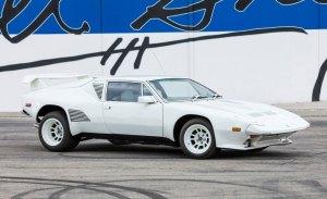 El De Tomaso Pantera GT5-S sin motor de Carroll Shelby vendido a precio récord