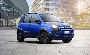 Fiat Panda Waze: para los conductores urbanitas amantes de la tecnología