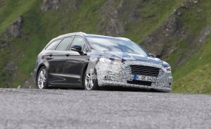 El nuevo Ford Mondeo SportBreak 2019 ya está siendo desarrollado