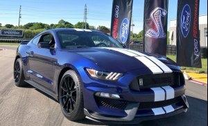 La gama Mustang Shelby GT350 2019 recibe mejoras de bastidor y aerodinámicas