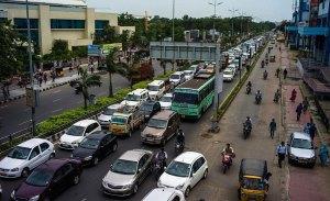 El Gobierno de la India retrasa la compra de 10.000 coches eléctricos
