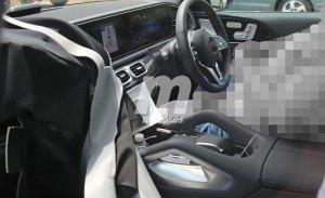 El interior del Mercedes Clase GLE 2019 estará cargado de tecnología