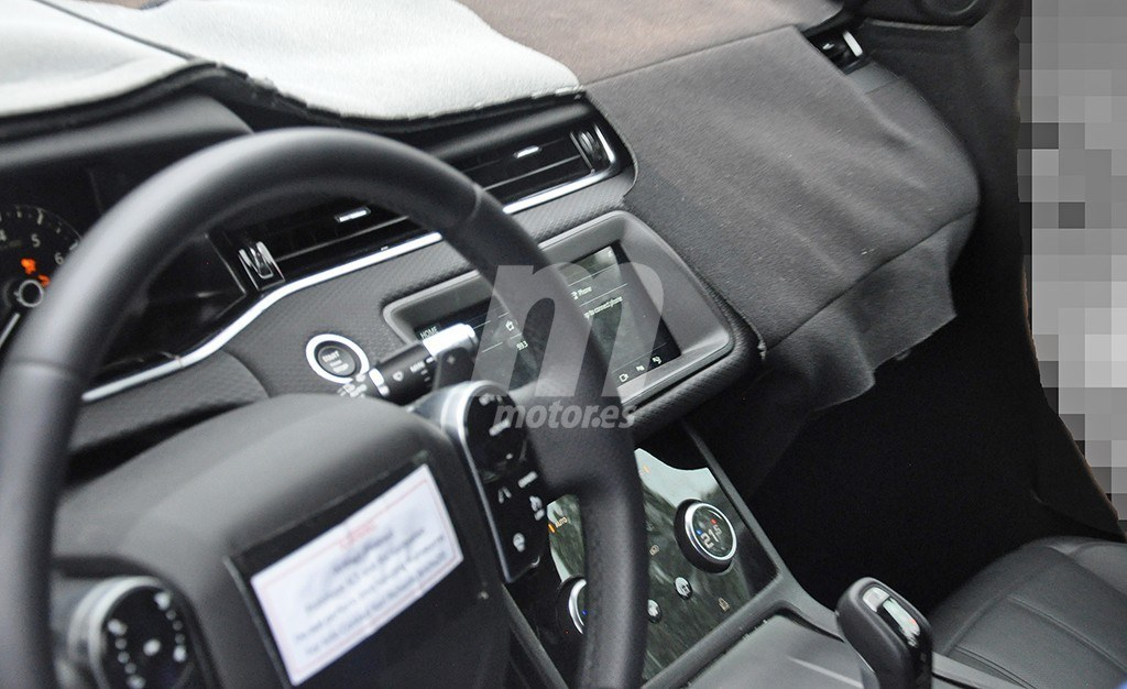land rover range rover evoque ii 2019 sujet officiel range rover evoque land rover. Black Bedroom Furniture Sets. Home Design Ideas