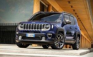 Jeep Renegade 2019: todos los detalles del esperado 'facelift'
