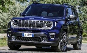 Jeep Renegade 2019: las primeras imágenes del facelift