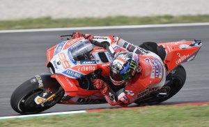 Jorge Lorenzo saca el martillo y se impone en el GP de Catalunya