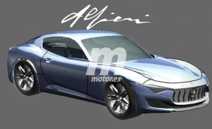 El nuevo Maserati Alfieri será una realidad de cara a 2022