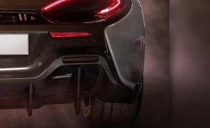 McLaren nos adelanta el nuevo 600LT 2019 con un primer teaser