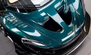 Adelanto del nuevo McLaren P1 GT Longtail de Lanzante Motorsport