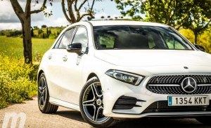 La tracción total 4MATIC y más motores llegan a la gama del nuevo Mercedes Clase A