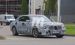 El futuro Mercedes Clase S 2020 cazado de nuevo