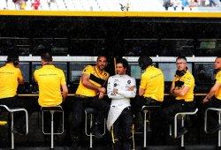 Según Abiteboul, la actuación de Sainz en Francia fortalece su posición en el equipo