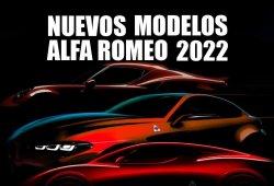 FCA desvela el plan de nuevos modelos de Alfa Romeo desde 2018 a 2022