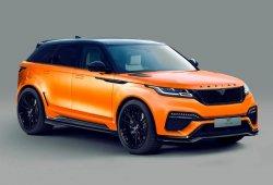 El nuevo Range Rover Velar pasa por las manos de Aspire Design
