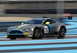 El Aston Martin #76 suma su segunda pole consecutiva
