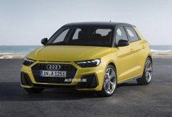 ¡Audi A1 filtrado! Nueva generación al descubierto