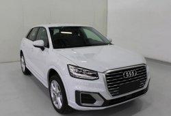 El Audi Q2 L de batalla larga filtrado desde China