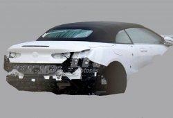 El BMW Serie 8 Cabrio al desnudo sin camuflaje
