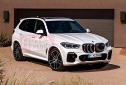 ¡BMW X5 2019! Sus primeras imágenes ya circulan por la red