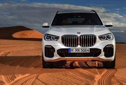 El nuevo BMW X5 ofrecerá un equipamiento de alta tecnología y los acabados xLine y M Sport