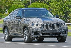BMW X6 2019: las primeras imágenes de la nueva generación