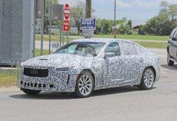 El nuevo Cadillac CT5 2020 cazado con nuevas ópticas delanteras