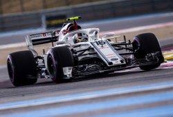 Charles Leclerc vuelve a dejar su sello con su primera Q3