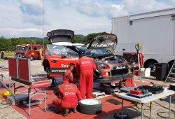 Citroën se desmarca y realiza un test sobre asfalto alemán