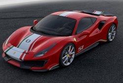 Nuevo Ferrari 488 Pista 'Piloti Ferrari' desvelado en Le Mans