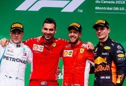 """Ferrari vuelve a ganar con Vettel: """"La carrera siempre estuvo bajo control"""""""