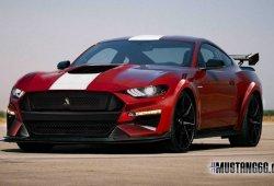 Así será el Mustang Shelby GT500 que nunca llegaremos a ver