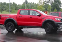 Ford Ranger Raptor: esta versión US-specs confirma el motor diésel