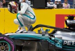 Hamilton doblega a todos en el regreso a Paul Ricard