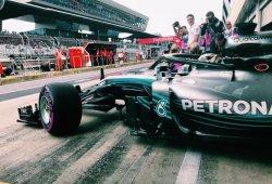 Hamilton y Bottas dominan sin problema en el Red Bull Ring