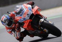 Un inspirado Jorge Lorenzo se lleva la pole del GP de Catalunya