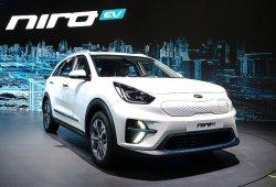 El nuevo Kia Niro EV debuta en el Salón de Busan 2018