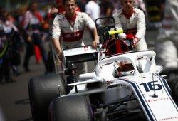 Leclerc, disgustado por no haber sacado un mejor premio en Paul Ricard