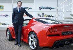 Jean-Marc Gales, el CEO de Lotus, abandona la empresa