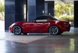 El Mazda MX-5 recibirá las mismas novedades del modelo 2019 en Europa