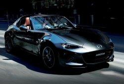 Mazda MX-5: primeras imágenes y datos de la renovada gama 2019