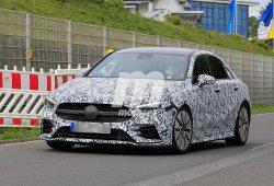 Mercedes-AMG A 35 Sedán: la versión deportiva está en marcha