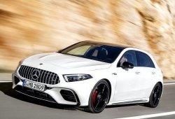 Mercedes-AMG A45: así lucirá el diseño de la nueva versión de 400 CV