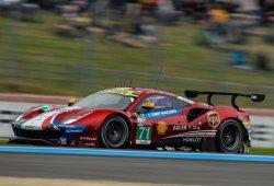 Molina y García viven el lado más amargo de Le Mans